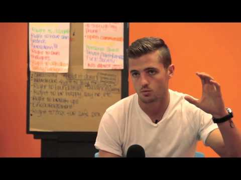 MTV Act: Robbie Rogers on Beyond 'It'