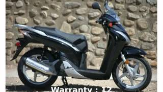 2. 2010 Honda SH 150i Specs and Specification