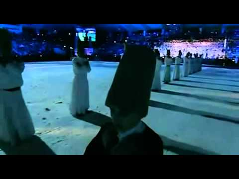 Anadolu Ateşi - Rumi & Şems Düet - Etme  (2011 Erzurum Kış Olimpiyatları Açılışı)