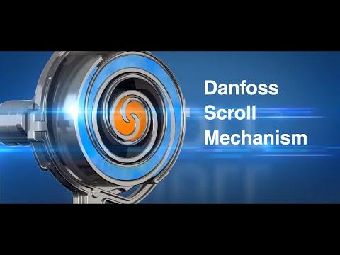 Danfoss Scroll Mechanism