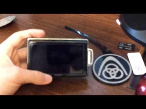 My Brand New Camera!!! Sony Cyber Shot DSC-T300 with vkolaproductions!