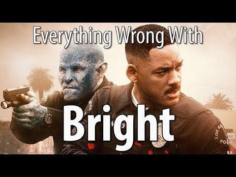 Everything Wrong With Bright In 15 Minutes Or Less