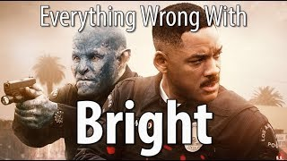 Video Everything Wrong With Bright In 15 Minutes Or Less MP3, 3GP, MP4, WEBM, AVI, FLV April 2018