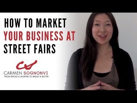 Watch 'Top 7 Street Fair Booth Ideas for Local Business Marketing '
