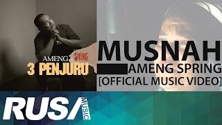 Ameng Spring - Musnah [Official Music Video]