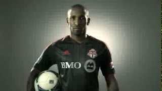 /2014 Toronto FC Kit as revealed at Players' Gala presented by BlackBerry