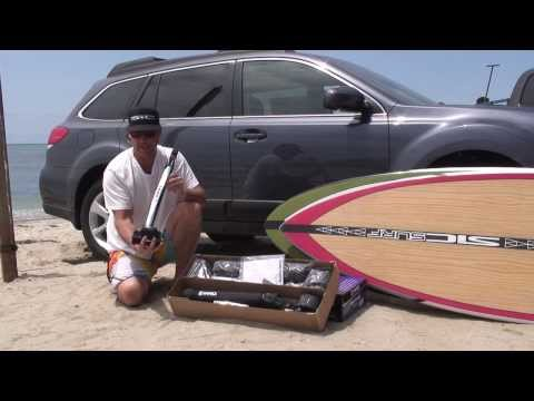 Inno INA446 / INA445 Canoe, Kayak, SUP Locking Racks Review & How-To Video – ORS Racks Direct