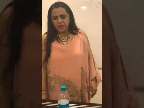 Neeleshwari Basak's Acting workshop at Worldwide Institute of Grooming & Pageants