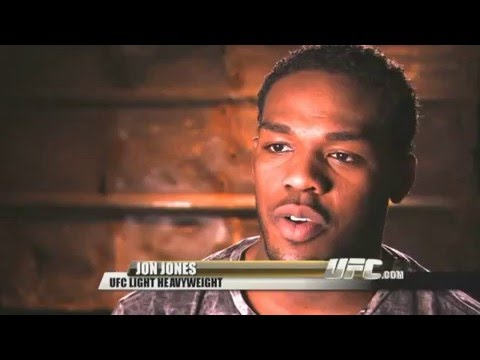 UFC on Versus Jon Jones Prefight Interview