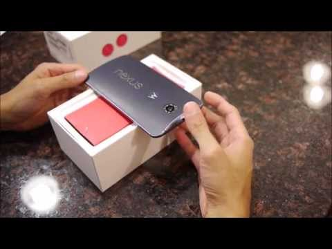 nexus - PhoneArena presents an unboxing video of the Google Nexus 6. http://www.phonearena.com/news/Google-Nexus-6-unboxing_id62301 For more details, check out our web site: ...