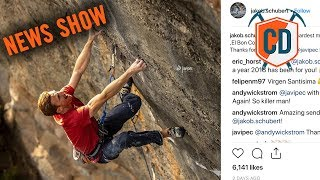 Has Jakob Schubert Talked Himself Out Of The 9b Counter? | Climbing Daily Ep.1308 by EpicTV Climbing Daily