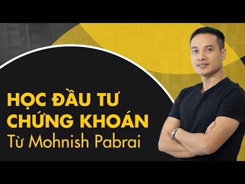 7 bài học đầu tư chứng khoán tôi học được từ Mohnish Pabrai