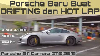 Video Siksa Porsche 911 GTS buat Drifting dan Hot Lap | VLOG #39 MP3, 3GP, MP4, WEBM, AVI, FLV Januari 2019