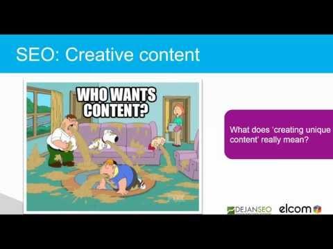 Chasing engagement: SEO | SEM | Social | Analytics