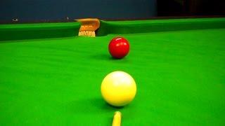 Snooker Session Breaks 100 + 99