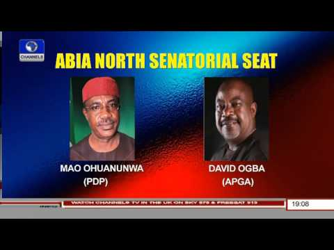 Politics Today: Focus On Abia Re-Run Election Pt.1
