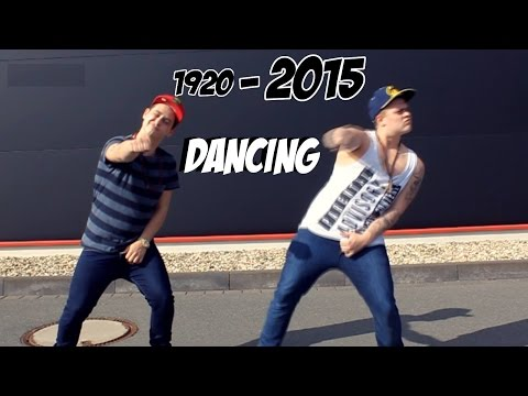 Dancing Through Time! Best Dance Moves From 1920 - 2015