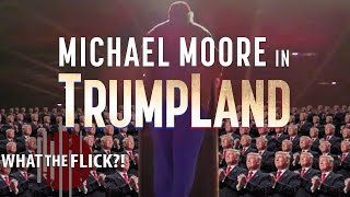 Nonton Michael Moore In Trumpland   Official Documentary Review Film Subtitle Indonesia Streaming Movie Download