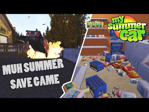 Save Game | My Summer Car