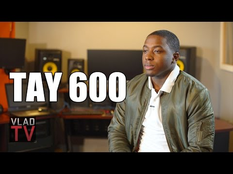 Tay 600 on L'A Capone Murder, Getting Snatched Up into Cdai & Rondo's Case (видео)