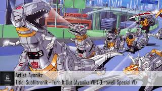 Download Lagu [Dubstep] Subfiltronik - Turn It Out (Ayonikz VIP) (Crowell Special V1) Mp3