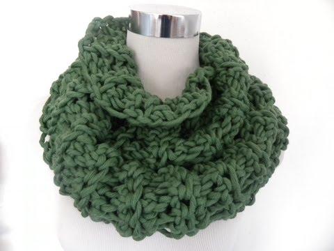Häkeln – Loop oder Schal aus HATNUT cool von Pro Lana
