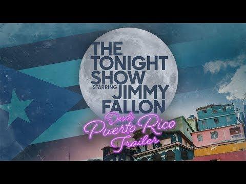 The Tonight Show: Puerto Rico (Trailer)