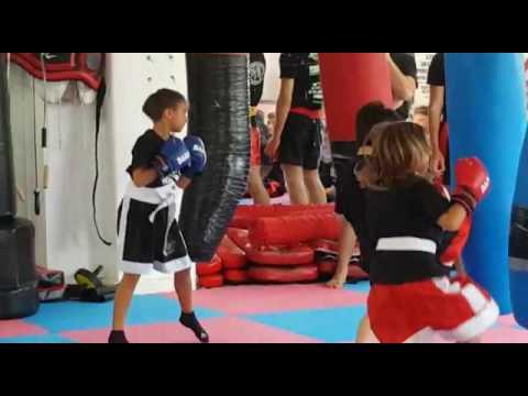 Video allenamento bimbi 2016