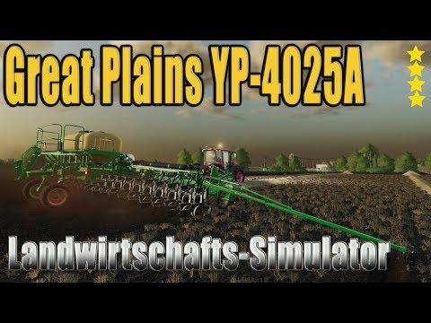 Great Plains YP 4025A v1.0.0.1