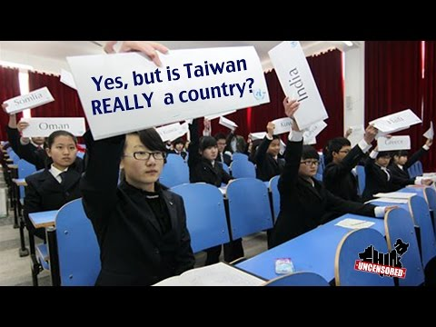 Harvard Model UN Explodes Over Taiwan/One China Policy | China Uncensored