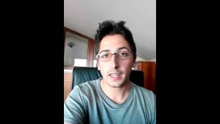 Matteo, universitario, parla di Metodo5