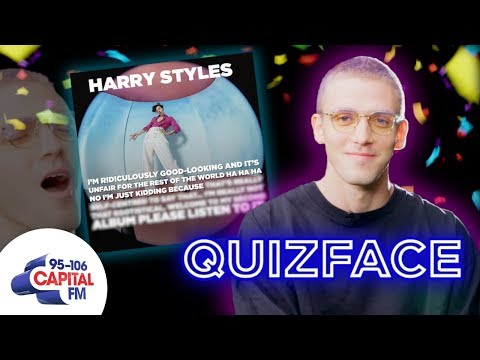 The One Where Lauv Renames Harry Styles' Album | Quizface | Capital