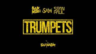 Sak Noel & Salvi ft. Sean Paul - Trumpets