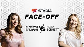 Elspeth Eastman vs Emily Sonnett: GRID | Stadia Face-Off by IGN