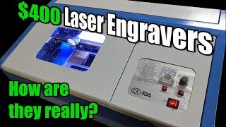 Video K40 Laser Cutter/Engravers... How Are They Really?!? MP3, 3GP, MP4, WEBM, AVI, FLV Agustus 2019