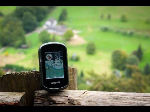 Das Garmin eTrex Touch GPS-Gerät im Test