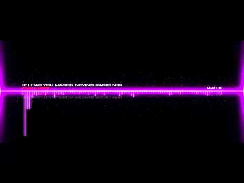 Adam Lambert - If I Had You (Jason Nevins Radio Mix) [HD] (видео)