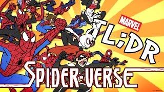 Video What is Spider-Verse? - Marvel TL;DR MP3, 3GP, MP4, WEBM, AVI, FLV Oktober 2018