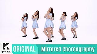 Video [Mirrored] GFRIEND(여자친구)_NAVILLERA Choreography(너 그리고 나 거울모드 안무영상)_1theK Dance Cover Contest MP3, 3GP, MP4, WEBM, AVI, FLV Februari 2018
