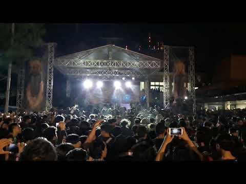 DEATH SQUAD Indonesia Death Fest 2 at Bulungan Blok M 16 sep 2018 (видео)