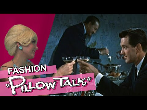 PILLOW TALK (59) Fashion Inspiration | Jean Louis for Doris Day | Vintage Reproduct… видео