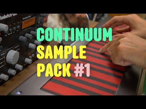 Continuum Sample Pack 1