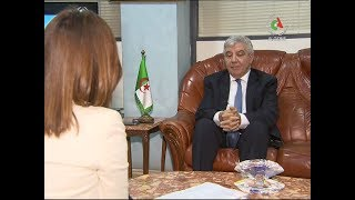 Ahmed Laraba invité de l'entretien de la rédaction de Canal Algérie