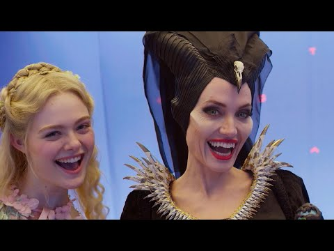 'Maleficent: Mistress of Evil' Bloopers! (Exclusive)