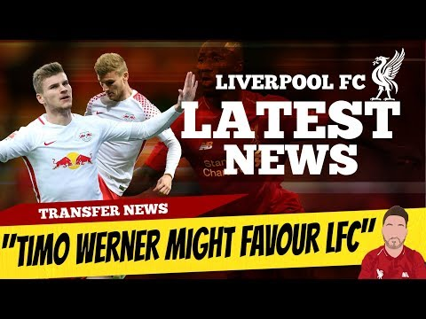 Timo Werner Might Choose Liverpool?! Todays Latest LFC News | Liverpool Transfer News