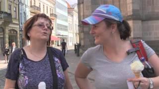 Kosice Slovakia  City pictures : 50 Ľudí, 1 otázka   Košice, Slovakia  