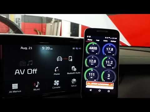 Kia Stinger JB4 Dyno - v4 firmware, map3, bms intake, e30