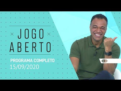 JOGO ABERTO - 15/09/2020 - PROGRAMA COMPLETO
