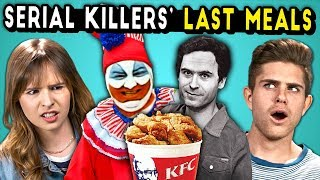 Video Serial Killer's Last Meals on Death Row (React) MP3, 3GP, MP4, WEBM, AVI, FLV Maret 2019