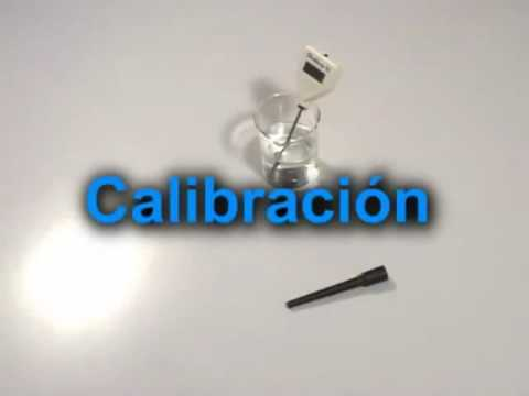 Video instructivo HI 98501